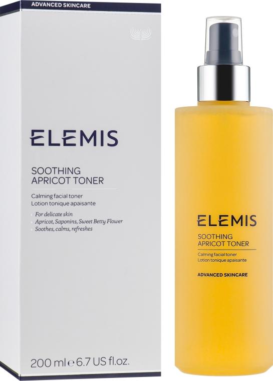 Elemis Soothing Apricot Toner - Успокаивающий тоник для лица: купить по лучшей цене в Украине | Makeup.ua