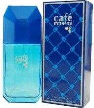 Духи, Парфюмерия, косметика Cafe Parfums Cafe Men - Туалетная вода (тестер с крышечкой)