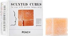 """Духи, Парфюмерия, косметика Аромакубики """"Персик"""" - Scented Cubes Peach Candle"""