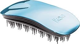 Духи, Парфюмерия, косметика Расческа для волос - Ikoo Home Pacific Metallic Black