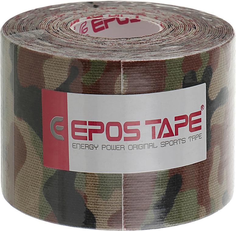 """Кинезио тейп """"Камуфляж"""" - Epos Tape Design"""