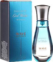 Духи, Парфюмерия, косметика Davidoff Cool Water Wave Woman 2018 - Туалетная вода (пробник)