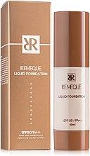 Духи, Парфюмерия, косметика Тональная основа - Remeque Liquid Foundation SPF50