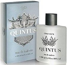 Духи, Парфюмерия, косметика Chat D'or Quintus - Туалетная вода