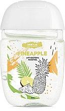 """Духи, Парфюмерия, косметика Антибактериальный гель для рук """"Pineapple"""" - SHAKYLAB Anti-Bacterial Pocket Gel"""
