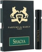 Духи, Парфюмерия, косметика Parfums de Marly Shagya - Духи (пробник)