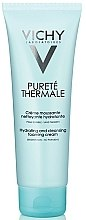 Духи, Парфюмерия, косметика Крем для лица - Vichy Purete Thermale Hydrating And Cleansing Foaming Cream