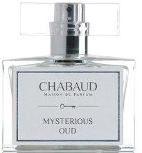 Chabaud Maison De Parfum Mysterious Oud - Парфюмированная вода — фото N2