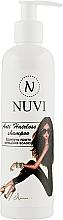 Духи, Парфюмерия, косметика Шампунь против выпадения и для роста волос с витаминами - Nuvi Anti Hairloss