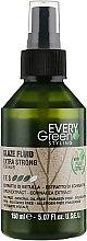 Духи, Парфюмерия, косметика Крем-блеск для волос экстрасильной фиксации - Dikson Every Green Glaze Fluid Extra-Strong
