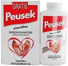 Духи, Парфюмерия, косметика Пудра для ног - Peusek Express Desodorante Powder