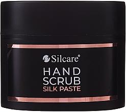 Духи, Парфюмерия, косметика Пилинг-паста для рук - Silcare Hand Scrub Silk Paste