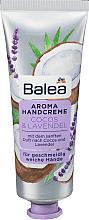 Духи, Парфюмерия, косметика Крем для рук с ароматом кокоса и лаванды - Balea Coconut & Lavender Hand Cream