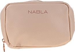 Духи, Парфюмерия, косметика Косметичка - Nabla Denude Makeup Bag