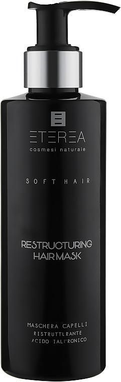 Восстанавливающая маска для волос - Eterea Soft Hair Restructuring Hair Mask