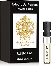 Духи, Парфюмерия, косметика Tiziana Terenzi White Fire - Духи (пробник)