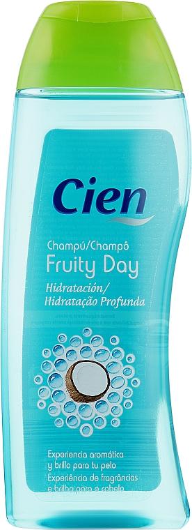 Шампунь для волос с экстрактом кокоса - Cien Fruity Day Shampoo