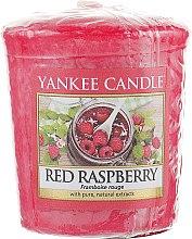 "Духи, Парфюмерия, косметика Ароматическая свеча ""Красная малина"" - Yankee Candle Red Raspberry"