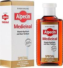 Духи, Парфюмерия, косметика Тоник для чувствительной кожи головы - Alpecin Medicinal Special Vitamin Scalp And Hair Tonic