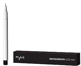 Духи, Парфюмерия, косметика Рапидограф 0,20 мм - MylaQ Rapidograph
