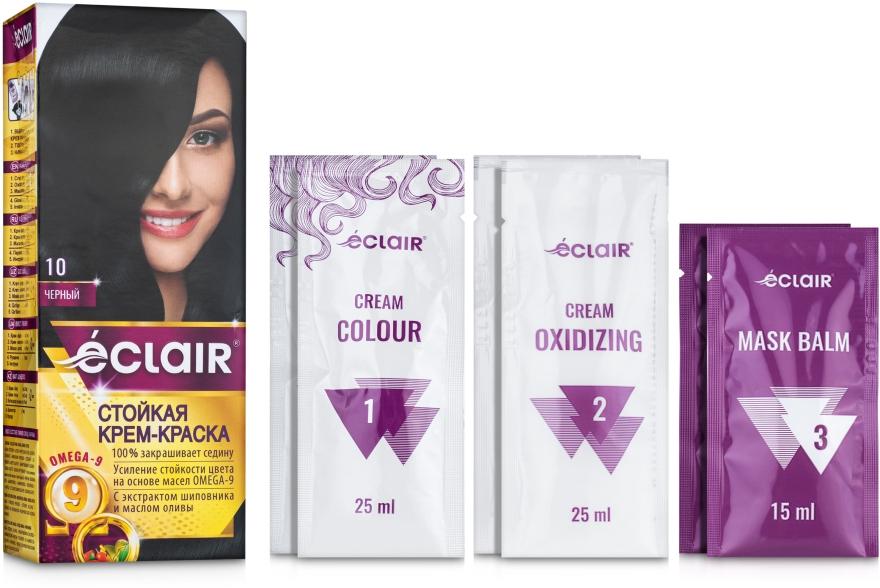 Крем-краска для волос - Eclair Omega 9 Hair Color