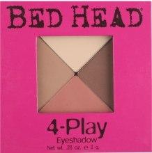 Духи, Парфюмерия, косметика Тени 4-в-1 - Tigi 4-Play Quad Eyeshadows