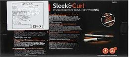 Выпрямитель для волос - Remington S6500 E51 Sleek & Curl Straightener — фото N4