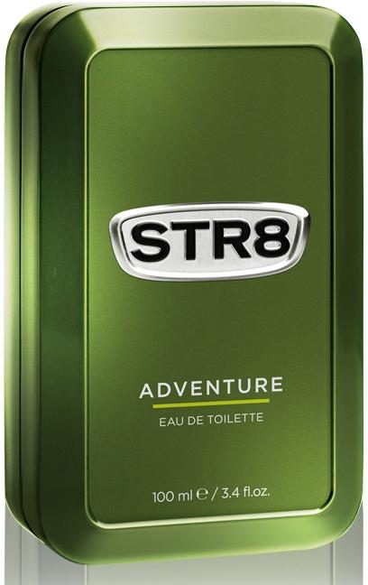 STR8 Adventure - Туалетная вода