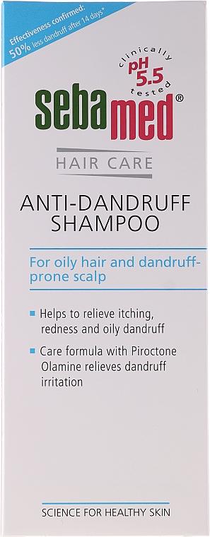 Шампунь против перхоти - Sebamed Hair Care Anti-dandruff Shampoo