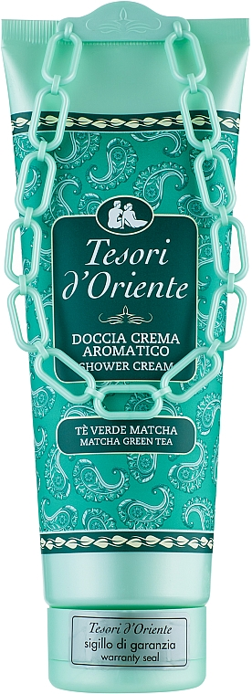 Tesori d`Oriente Matcha Green Tea Shower Cream - Крем-гель для душа