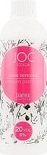 Духи, Парфюмерия, косметика Окислительная эмульсия 6% - Barex Italiana Joc Color Line Oxygen