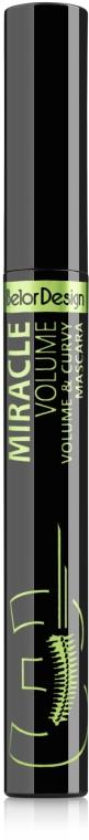 Тушь для ресниц - BelorDesign Miracle Volume & Curvy Mascara