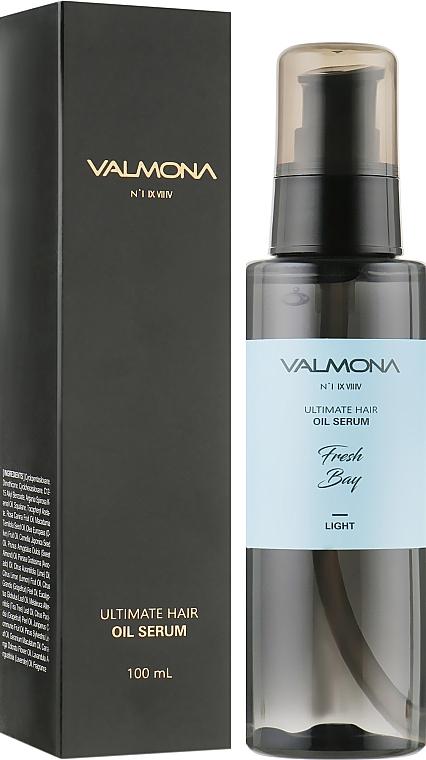 "Сыворотка для волос ""Свежий залив"" - Valmona Ultimate Hair Oil Serum Fresh Bay"