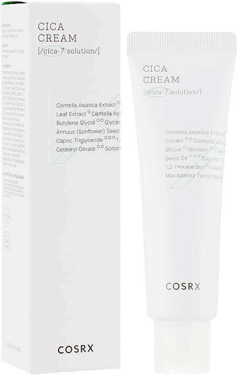 Увлажняющий крем с комплексом центеллы - Cosrx Pure Fit Cica Cream