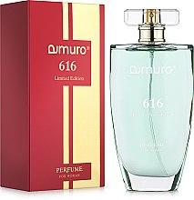 Духи, Парфюмерия, косметика Dzintars Amuro For Woman 616 - Духи