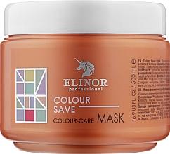 Духи, Парфюмерия, косметика Маска для окрашенных волос - Elinor Colour Save Mask