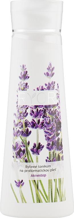 Травяное тонизирующее средство (тоник) для проблемной кожи - Ryor Acnestop Herbal Tonic
