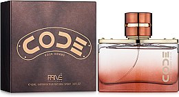 Духи, Парфюмерия, косметика Prive Parfums Code - Туалетная вода