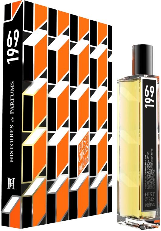 Histoires de Parfums 1969 Parfum de Revolte - Парфюмированная вода (мини)