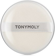 Духи, Парфюмерия, косметика Спонж для макияжа в кейсе - Tony Moly Case Caron Puff