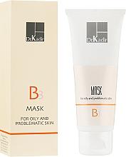 Духи, Парфюмерия, косметика Маска для жирной и проблемной кожи - Dr. Kadir B3 Mask For Oily And Problematic Skin
