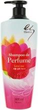 Духи, Парфюмерия, косметика Шампунь парфюмированный для волос - LG Household & Health Elastine Perfume Love me