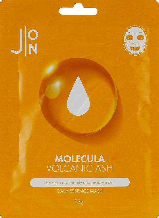 Тканевая маска с вулканическим пеплом - J:ON Volcanic Daily Mask Sheet