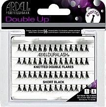 Духи, Парфюмерия, косметика Накладные ресницы - Ardell Duralash Knotted Double Flares Short Black