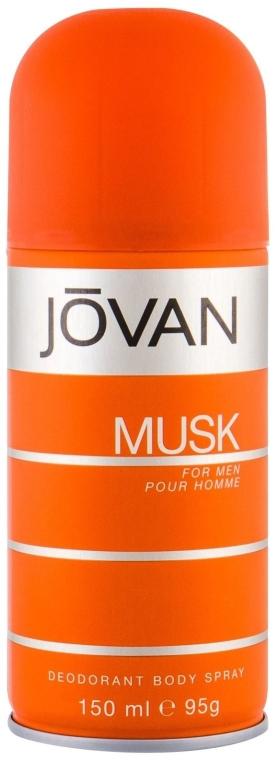 Jovan Musk For Men - Дезодорант-спрей