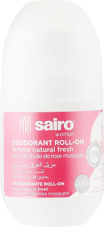 Дезодорант шариковый - Sairo Fresh Roll-on Deodorant For Women