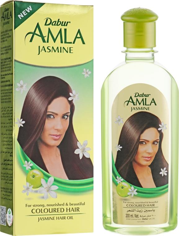 "Масло для волос ""Жасмин"" - Dabur Amla Jasmine Hair Oil"
