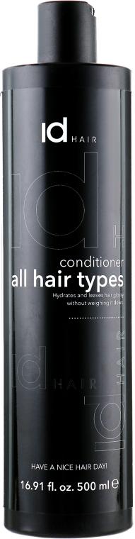 Кондиционер для всех типов волос - idHair Conditioner All Hair Types