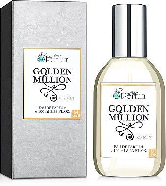 MSPerfum Golden Million - Парфюмированная вода — фото N1