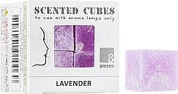 """Духи, Парфюмерия, косметика Аромакубики """"Лаванда"""" - Scented Cubes Lavender"""
